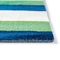 Liora Manne Visions II Painted Stripes Indoor/Outdoor Rug Cool 8'x10'