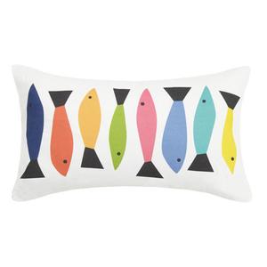 FishLine Lumbar Print Pillow