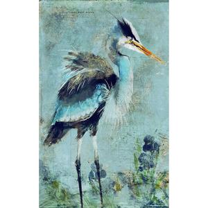 Great Blue Heron Wall Art