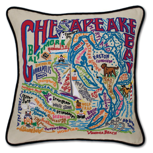Chesapeake Bay Pillow