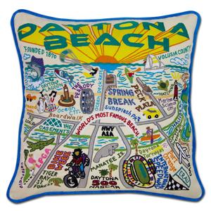 Daytona Beach Pillow