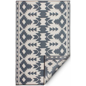 Miramar Gray Indoor Outdoor Rug