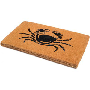 Happy Crab Shack Doormat