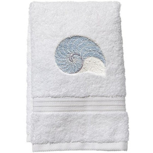 "Stripe Nautilus Terry Towel 12""x19"""