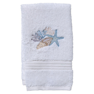 "Shell Collection Terry Towel 12""x19"""