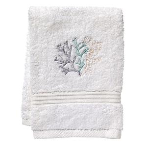 """Coral (Aqua) Terry Towel 12""""x19"""""""