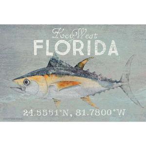 Personalized Tuna Wall Art