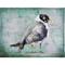 Hooded Gull Wood Wall Art