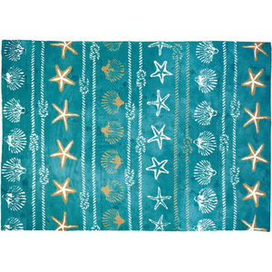 Calm Seas Indoor Rug, 8 x 10 Ft.