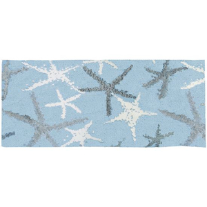 Tranquil Seas Rug, 26 x 60 in.