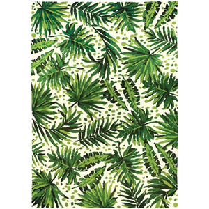 Rainforest Indoor Accent Rug 5' x 7'