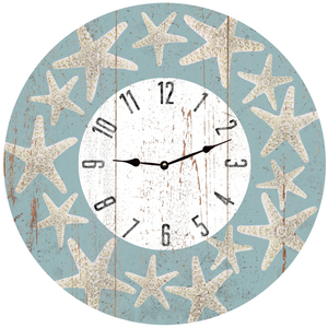 Starfish Clock