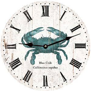 Blue Crab Clock