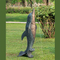 "Dolphin 67"" High Garden Spitter Fountain"