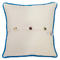 Maui Hand-Embroidered Pillow