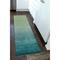 """Liora Manne Arca Ombre Indoor Rug Aqua 24""""X7'6"""""""