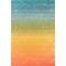 "Liora Manne Arca Ombre Indoor Rug Rainbow 5'X7'6"""