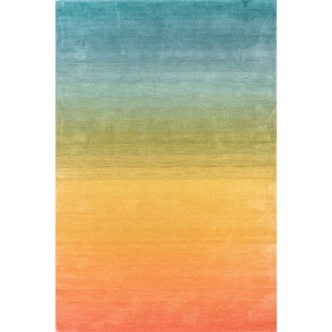 "Liora Manne Arca Ombre Indoor Rug Rainbow 8'3""X11'6"""