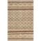 """Liora Manne Artista Diamond Stripe Indoor/Outdoor Rug Sisal 7'6""""X9'6"""""""