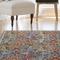 """Liora Manne Beaux Nouveau Indoor Rug Multi Charcoal 7'6""""X9'10"""""""