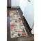 """Liora Manne Bergen Brushstrokes Indoor Rug Multi 23""""X7'6"""""""