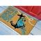 "Liora Manne Cabana Anchor Drop Outdoor Mat Natural 18""X30"""