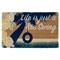 """Liora Manne Cabana Tire Swing Outdoor Mat Natural 18""""X30"""""""