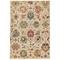 "Liora Manne Calais Vintage Floral Indoor Rug Beige 7'10""X10'"
