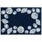 """Liora Manne Capri Seashell Border Indoor/Outdoor Rug Navy 20""""X30"""""""