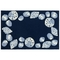 "Liora Manne Capri Seashell Border Indoor/Outdoor Rug Navy 24""X36"""
