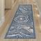 "Liora Manne Carmel Agate Indoor/Outdoor Rug Navy 23""X7'6"""