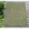 """Liora Manne Carmel Texture Stripe Indoor/Outdoor Rug Green 39""""X59"""""""