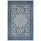 """Liora Manne Carmel Mosaic Indoor/Outdoor Rug Navy 39""""X59"""""""