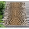 "Liora Manne Carmel Zebra Indoor/Outdoor Rug Sand 39""X59"""