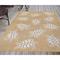 """Liora Manne Carmel Seaturtles Indoor/Outdoor Rug Sand 4'10""""X7'6"""""""