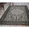 """Liora Manne Carmel Mosaic Indoor/Outdoor Rug Black 4'10""""X7'6"""""""