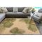 """Liora Manne Carmel Palm Indoor/Outdoor Rug Green 4'10""""X7'6"""""""