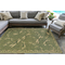 "Liora Manne Carmel Dragonfly Indoor/Outdoor Rug Green 4'10""X7'6"""