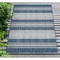 "Liora Manne Carmel Stripe Indoor/Outdoor Rug Navy 6'6""X9'4"""