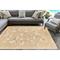 """Liora Manne Carmel Dragonfly Indoor/Outdoor Rug Dark Sand 6'6""""X9'4"""""""