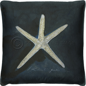 Seashell No1 Pillow