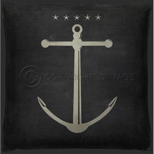 Anchor 4 Pillow