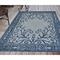 """Liora Manne Carmel Mosaic Indoor/Outdoor Rug Navy 7'10""""X9'10"""""""