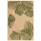 "Liora Manne Carmel Palm Indoor/Outdoor Rug Green 7'10""X9'10"""
