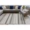 "Liora Manne Cove Tribal Stripe Indoor/Outdoor Rug Multi 7'10""X9'10"""