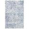 "Liora Manne Cyprus Batik Indoor Rug White/Multi 42""X66"""