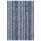 """Liora Manne Cyprus Ombre Stripe Indoor Rug Denim 5'X7'6"""""""
