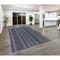 """Liora Manne Cyprus Ombre Stripe Indoor Rug Denim 8'3""""X11'6"""""""