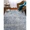 "Liora Manne Cyprus Batik Indoor Rug White/Multi 8'3""X11'6"""