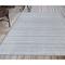 """Liora Manne Dakota Stripe Indoor/Outdoor Rug Blue 42""""X66"""""""